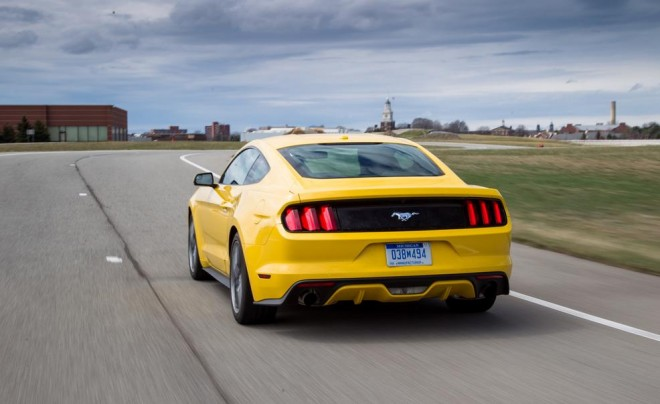 2015 Ford Mustang 2.3l ecoboost