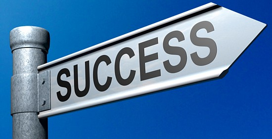 success-sign