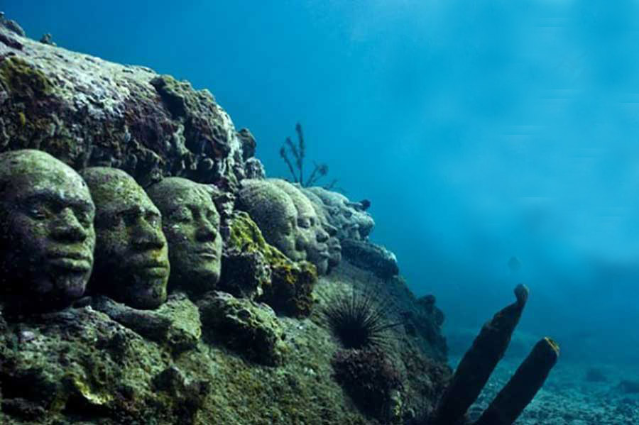 The worlds most famous underwater sculpture museum (18)