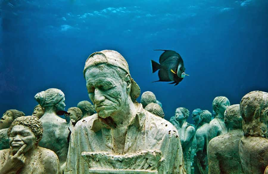 The worlds most famous underwater sculpture museum (8)