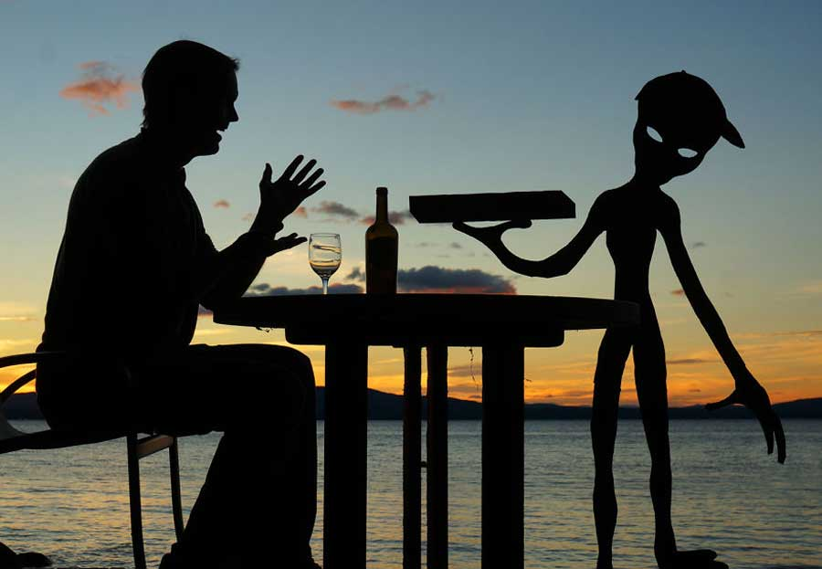 My Cardboard Cutouts Come To Life In Magical Sunset Silhouettes (32)