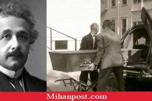 Day Albert Einstein Died Photos mihanpost (1)