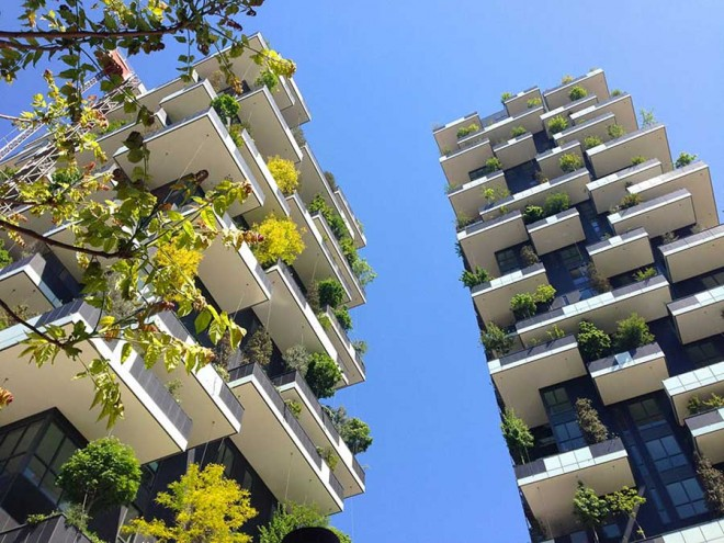 apartment building tower trees tour-des cedres stefano boeri)