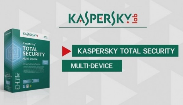 آنتی ویروس Kaspersky Total Security
