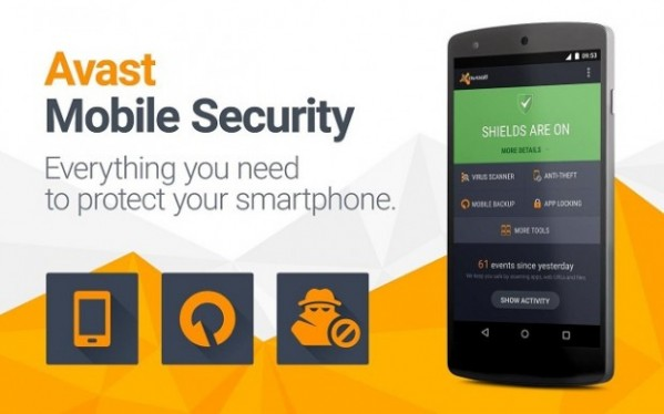 آنتی ویروس Avast! Mobile Security & Antivirus