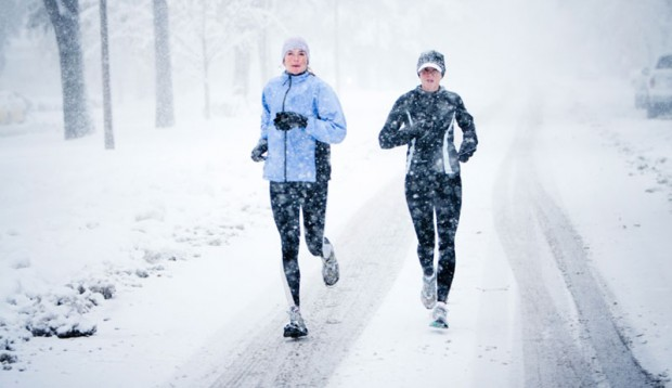 Fitness in Winter