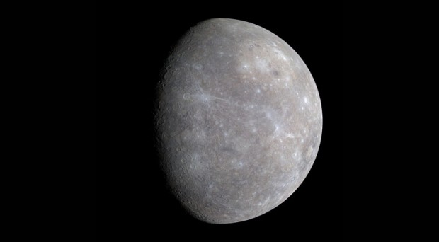 Mercury's dark secret