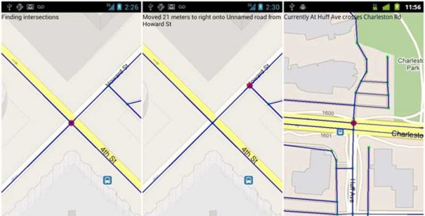 اپلیکیشن Intersection Explorer