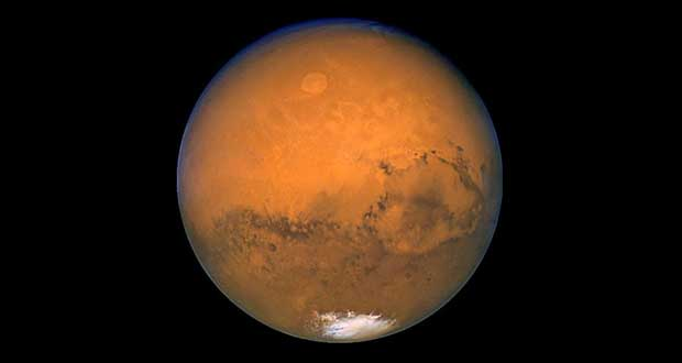 Mars Ice Age is born