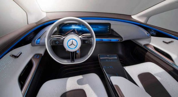 Mercedes-Benz's Generation EQ