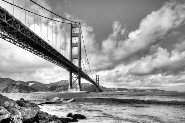 پل گلدن گیت Golden Gate Bridge