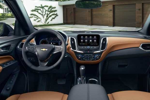 شورولت ایکوناکس 2021 Chevy Equinox