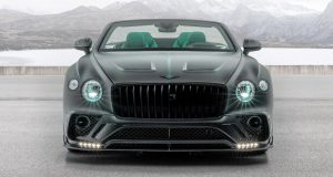 بنتلی کانتیننتال Mansory Bentley Continental GT V8